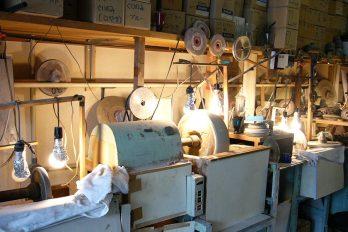 たくみ工房の道具類